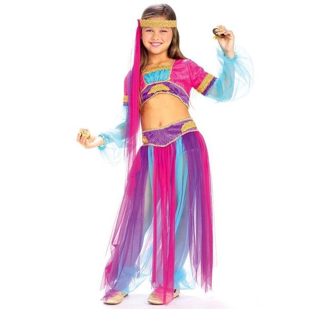 Восточные костюмы: как сшить своими руками наряд для танца 8